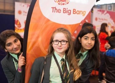 The Big Bang Fair 2015 - new video