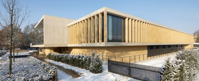 Sainsbury Laboratory Cambridge